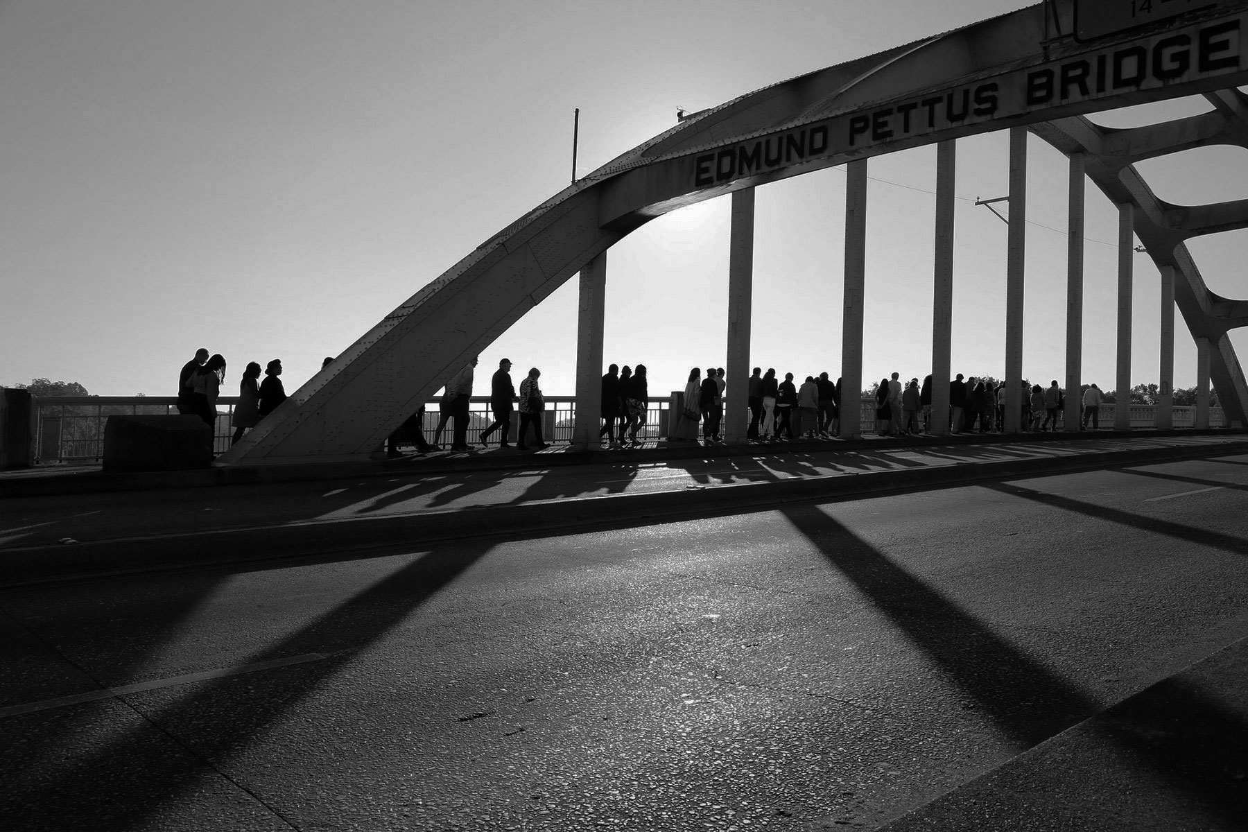 Project Pilgrimage - Edmund Pettis Bridge